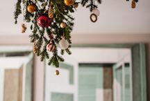"Podłaźniczka / Poland's Christmas tree's predecessor, also called ""Podłaźnik"""