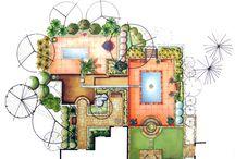 Architecture - Plan masse