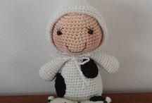 Crochety & Knittery