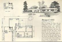 Mid Century Atrium/Courtyard House