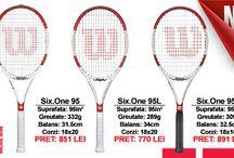 Rachete tenis Wilson / www.teniSShop.ro ofera informatii utile referitoare la noile tehnologii Wilson si noile modele de rachete tenis Wilson.