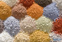 conlino Farben aus Lehm / conlino Farben aus Lehm - natürlich,ökologisch, gesund   einfach in der Anwendung und kreativ in der Umsetzung
