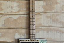 cigar guitar box
