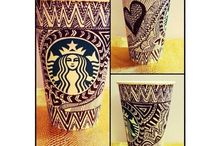 Food&Drinks / Starbucks #WhiteCupContest