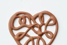 Pièce montée et Décor en chocolat