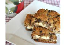 Cookies/bars/brownies