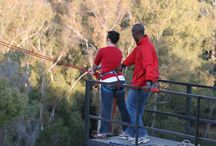 Bridge Swinging / Supertouch Events - ADVENTURE ACTIVITIES www.bungeejumping.co.za