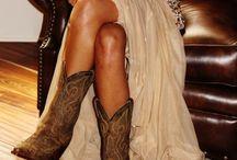 Cowboy/girl