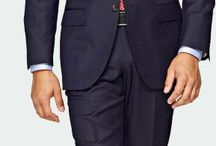 Sleek to Suits / Everything about tailored suits, shirts and pants