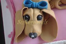 Chris puppy (Weiner dogs)