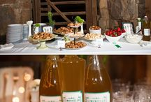 Party - Food Tables / inspiration