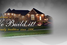 Custom home builders West Chester OH / http://www.justindoylehomes.com/  Most people just think of the finished product and they forget that a lot has to go into the process before the family can move into their new home.