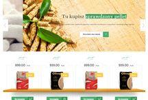 Sklep Polish Pellet / Zobacz jak wygląda nasz sklep internetowy i wejdź do środka by kupić nasze pellety! ZAPRASZAMY!