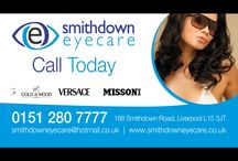 Contact lenses / Contact lenses available on line or in store