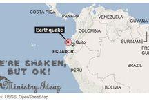 Ecuador 2016 Earthquake / Ecuador 2016 Earthquake