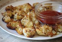 cauliflower crisps