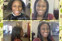 Hair Extensions Styles By LTBHair