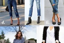 Fashion things - non-skinny pants