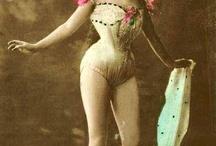 Burlesque: A resistência / Pesquisa de imagens da jornada histórica do burlesco, teatro de revista e teatro da madrugada. / by Sweetie Bird
