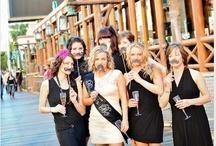 Bachelorette party ideas / Svatební rozlučka pro nevěstu