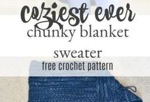 Super easy sweaters
