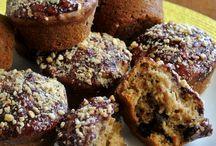 Vegan Muffins / Recepten voor heerlijke vegan muffins!