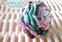 Handmade Ring / Beautiful Handmade Ring from Delhusna Handmade