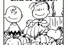 Charlie Brown Fall