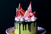 layer/drip cake