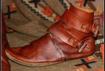 Viking shoes and accesories