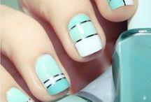 Nail Ideas / by Minta Vitukynaite