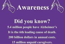 Alzheimer's Awareness / by Jenni S