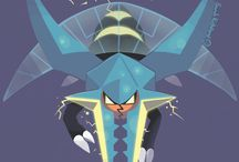 Pokemon (bug types)