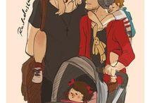 Larry / Louis y Harry