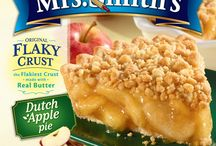 Pin Your Way to the Perfect Meal / This is the next pie I want to try Mrs Smith's Flaky Crust Pie #GotItFree #bzzagent