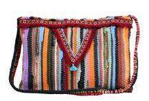 Handmade Kourelou bags / Χειροποίητες τσάντες από κουρελού σε διάφορα μεγέθη, μοναδικά σχέδια και χρώματα!