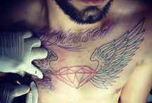 Feito por mim tatuagens!