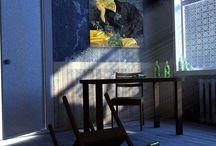 Van Gogh / Van Gogh'un sıradışı ve sanat harikası tabloları www.baskıloji.com ' da.