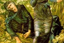 PRB Pre-Raphael Brotherhood