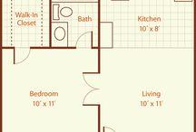 Huilbos apartment