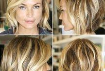 tagli capelli e colori