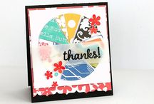 Cards: Thank You / by Tina Platter