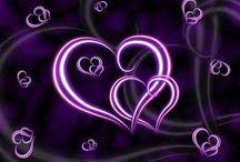 Purple - just because....... / Purple things I like