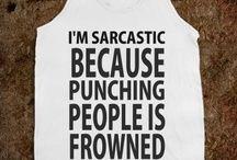 Shirts I want!