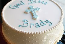 Cakes for Christenings and Kids