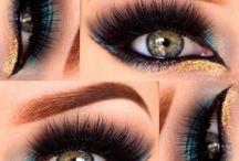 Make-up :x