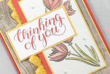 Stampin Up - Count my Blessings