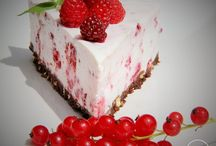 Nepečené dorty