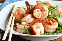Seafood main Dishes / by Shari Franco