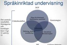 Språk och kunskapsutveckling